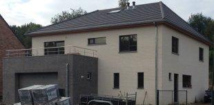 EPB Nieuwbouw woning met zonneboiler 2