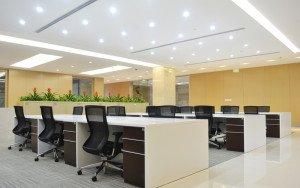licht en lucht in kantoren en arbeidsplaatsen