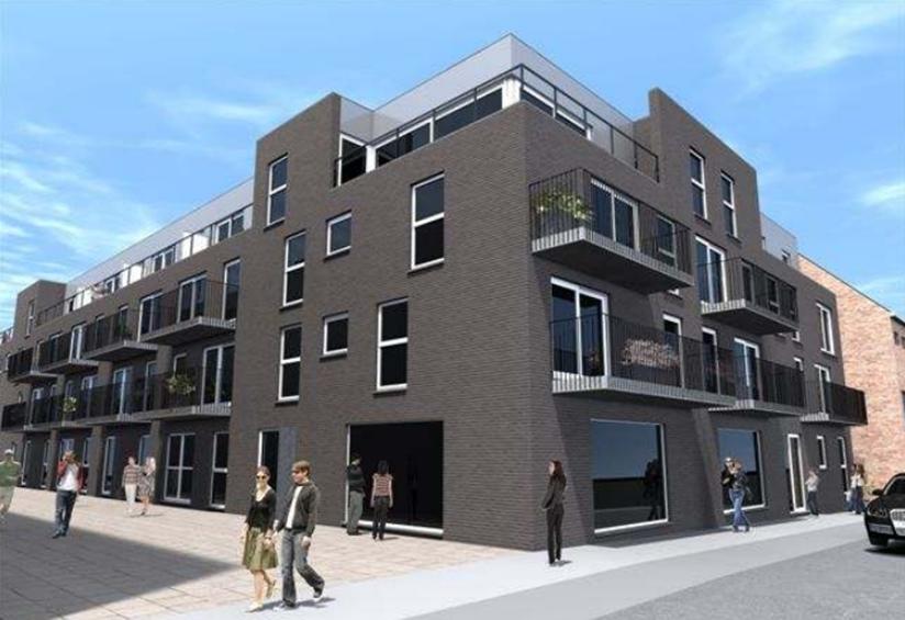 EPB studie voor appartementsblok met 35 appartementen