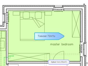 Ventilatievoorontwerp opgesteld door de ventilatieverslaggever - MijnEPB
