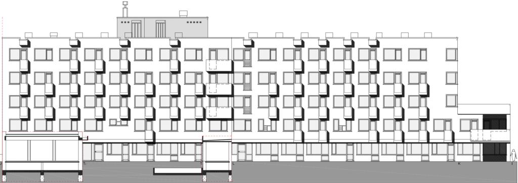 EPB berekening van een groot hotel