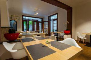 EPB studie voor hotel Blabla
