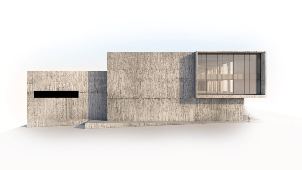 Kantoorgebouw - EPB studie berekend door MijnEPB Evolis