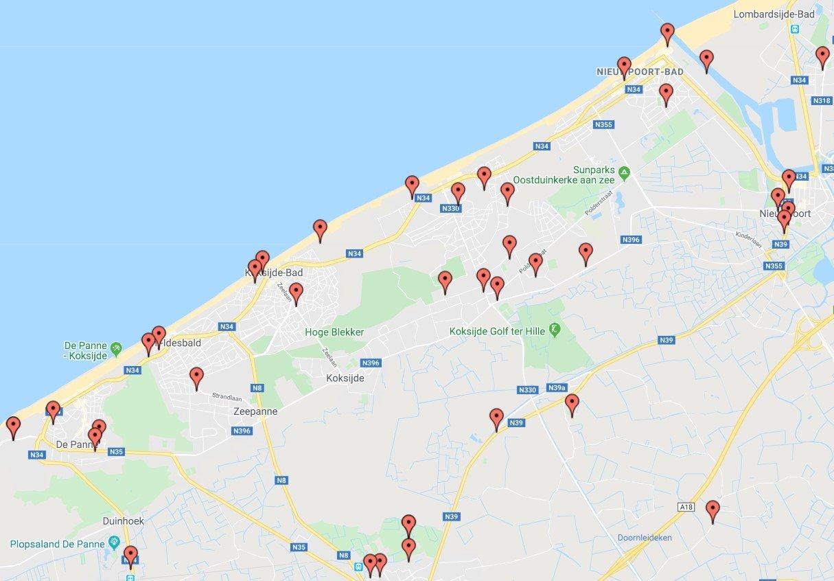 EPB verslaggever regio Koksijde