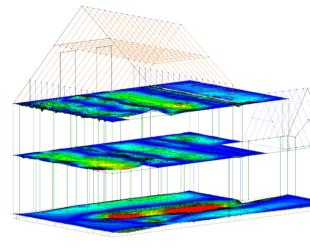 Studie stabiliteit verdiepingsvloeren eengezinswoning